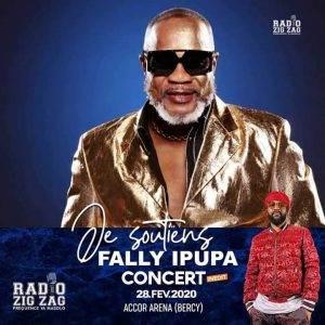 10 ans après, la musique congolaise sur le point de retrouver les productions européenne via Fally Ipupa 1