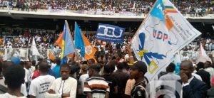 38e anniversaire de l'UDPS: Début de la manifestation sans le président Félix! 1