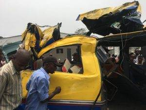 Kinshasa : 40 morts lors d'un accident de circulation dans la commune de Ngaba 1