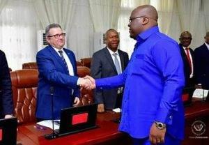 RDC: Félix Tshisekedi pour le renforcement de la vaccination et l'éradication de la poliomyélite ! 2