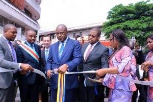 Kinshasa: Gentiny Ngobila engagé dans la réhabilitation des axes routiers! 2