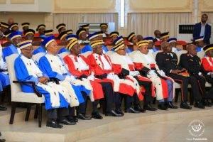 RDC: Les nouveaux magistrats ont prêté serment ce mercredi ! 1