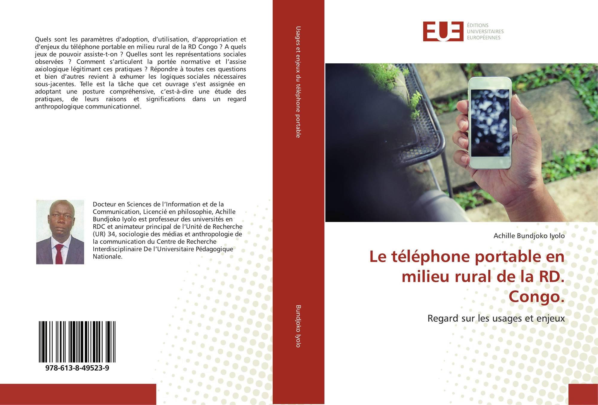 Auteur à succès,Le Professeur Achille Bundjoko publie deux nouveaux ouvrages! 2