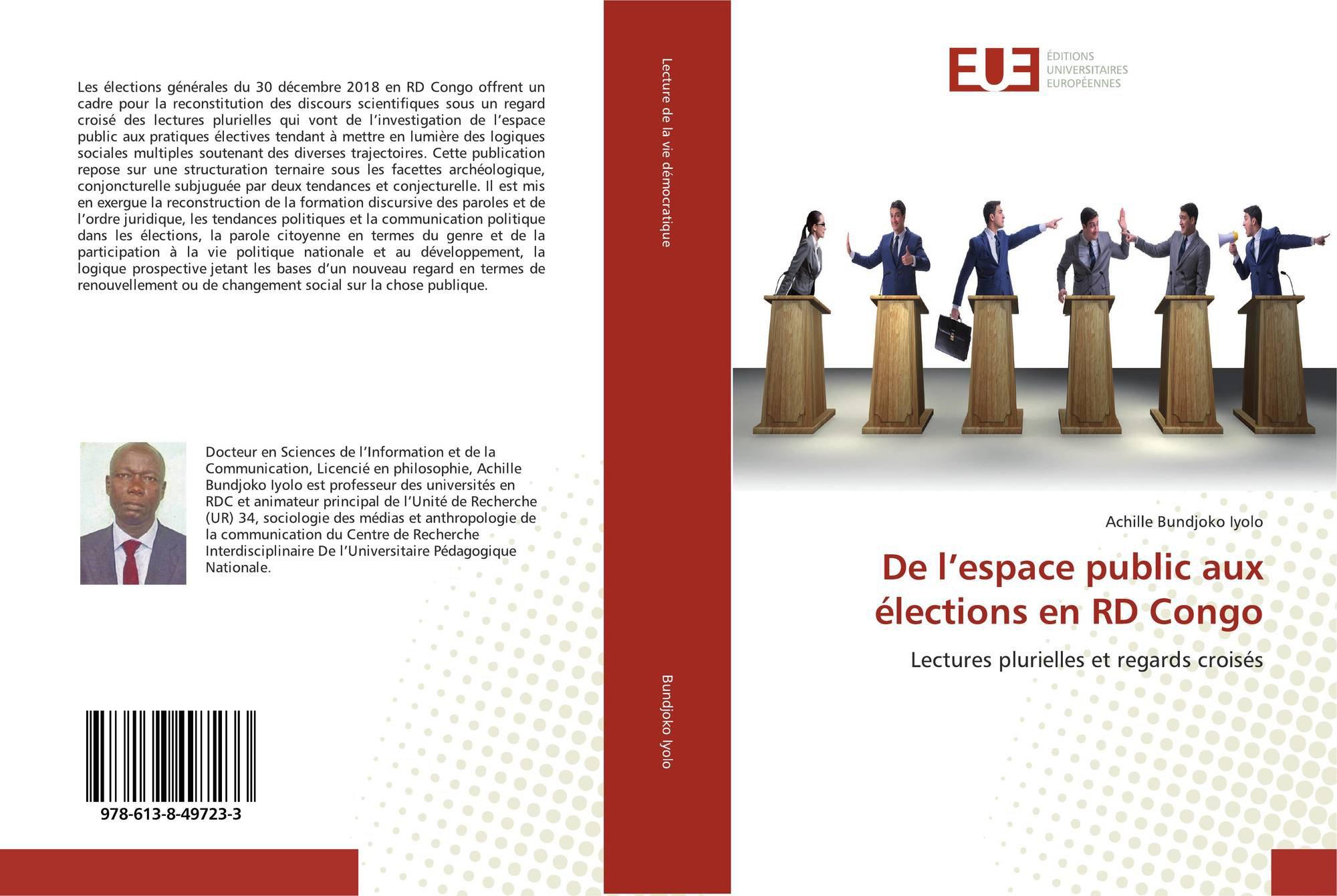 Auteur à succès,Le Professeur Achille Bundjoko publie deux nouveaux ouvrages! 1