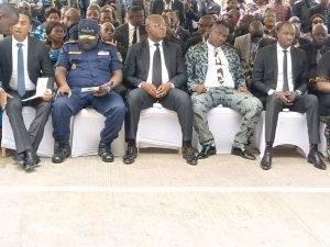 Kinshasa : L'inhumation de l'honorable Sapu kalimasi a eu lieu 2