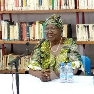 Littérature : L'association des Jeunes écrivains congolais ( AJECO) rend hommage à Mweya T'Olande 1