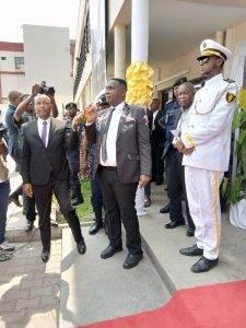 Kinshasa : La dépouille de Sapu Kalimasi arrivée à l'Assemblée Provinciale 1