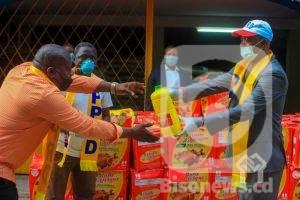 Covid-19/RDC : Le PPRD a pensé à ses militants démunis de Kinshasa 1