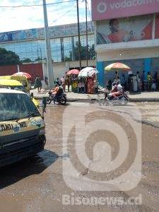 Ngaliema : le tronçon UPN-Selembao dans un état impraticable ! 1