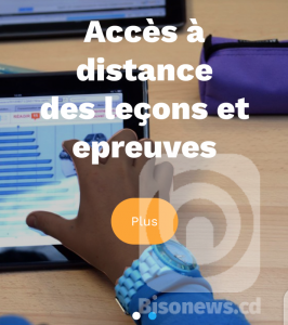 "RDC-Culture : ""E-classeRDC"", une nouvelle application mise à la disposition du monde scientifique congolais 2"