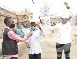 """Kinshasa: """"le seul moyen pour Félix Tshisekedi de sauver son mandat, c'est la dissolution du parlement (Serge Nzenze) 1"""