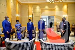 RDC : KIGALI ET LONDRES ONT LEURS NOUVEAUX AMBASSADEURS A KINSHASA 2