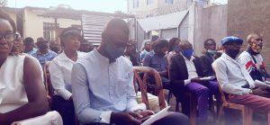 """Kinshasa : l'ASBL """"AJCD"""" se dit déterminé à promouvoir le développement et le bien-être de la jeunesse congolaise! 1"""