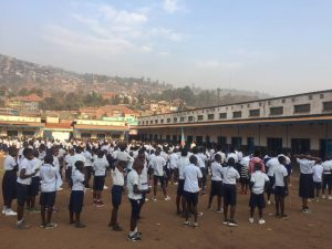 """RDC : Début du TENAFEP, Marc Malago donne le """"go""""des épreuves dans la province du Sud-Kivu 1"""