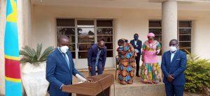 Covid-19/Sud-kivu : le vice-gouverneur de la province fixe l'opinion sur la situation actuelle de la pandémie 1