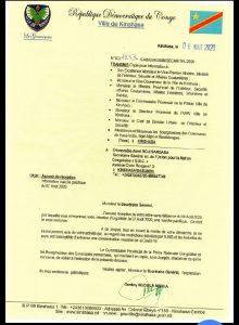 Kinshasa : la marche de l'UNC interdite pour raison de contamination massive de la Covid-19 1