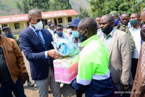 Tueries des élèves à Masisi: le Vice-ministre de l'EPST au chevet des familles éplorées ! 3