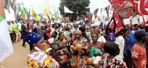 Sud-Kivu : la population mobilisée pour accueillir  Théo Kasi Ngwabidje, de retour à la maison 1