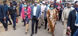 Sud-Kivu : Théo Kasi Ngwabidje porteur d'un message d'espoir à la population de sa province 2