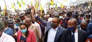 Sud-Kivu : Théo Kasi Ngwabidje porteur d'un message d'espoir à la population de sa province 1