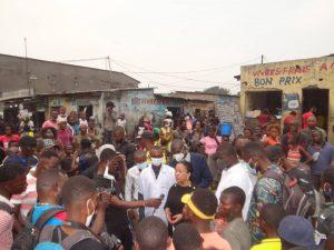 Kinshasa : Liza Nembalemba satisfaite de l'évolution et la qualité des travaux de réhabilitation de l'avenue de la libération (ex 24 novembre) 3