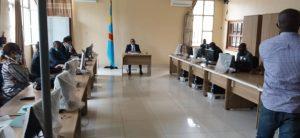 Sud-Kivu : Théo Kasi Ngwabidje préside la réunion de la synergie pour la réhabilitation de RN2 Mwenga 3