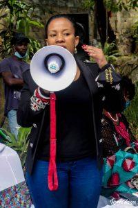 Kinshasa : La députée provinciale Liza Nembalemba a déplorée les actes de Kidnapping à répétition dans la ville 1
