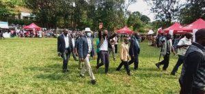 """RDC-J.I du tourisme: """" l'île d'idjwi est un paradis touristique qui sera désormais parmi les priorités du gouvernement Congolais"""" (Yves Bunkulu ministre du tourisme) 2"""