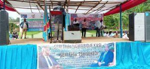 """RDC-J.I du tourisme: """" l'île d'idjwi est un paradis touristique qui sera désormais parmi les priorités du gouvernement Congolais"""" (Yves Bunkulu ministre du tourisme) 3"""