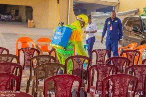 Assainissement de Kinshasa : une année depuis le lancement de l'opération Kin-Bopeto, les jeunes invités à s'approprier de cette initiative 3