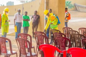 Assainissement de Kinshasa : une année depuis le lancement de l'opération Kin-Bopeto, les jeunes invités à s'approprier de cette initiative 7