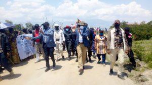 Sud-Kivu : le gouverneur Théo Kasi Ngwabidje lance la campagne agricole 2020-2021 à Bwegera 4