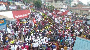 Sud-Kivu : Bukavu réserve un accueil triomphal au sénateur Modeste Bahati Lukwebo 1