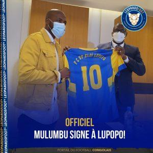 Youssouf Mulumbu signe au FC Saint Eloi Lupopo